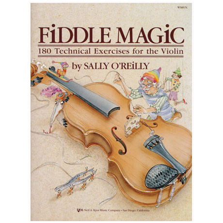 O'Reilly, S.: Fiddle Magic
