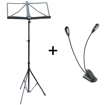 PACATO Stand & Light kit