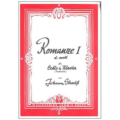Strauß, J.: Romanze Nr. 1 d-Moll Op. 243