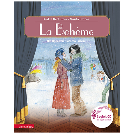 Herfurtner, R./Unzner, Chr.: La Bohème (+Audio-CD)