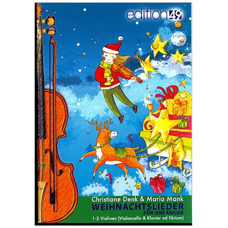 Weihnachslieder für Anfänger (Denk)