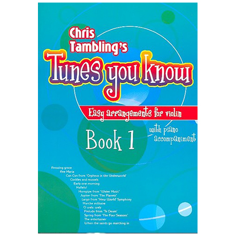 Chris Tambling's Tunes you know Book 1