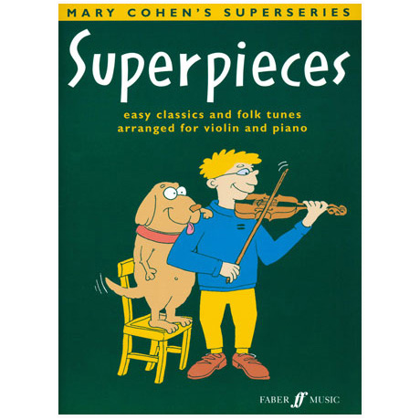 Cohen, M.: Superpieces