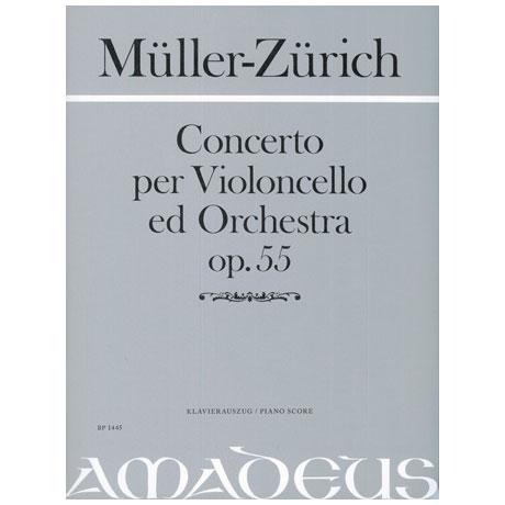 Müller-Zürich, P.: Concerto Op. 55