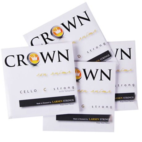 CROWN Strings by LARSEN cordes violoncelle JEU