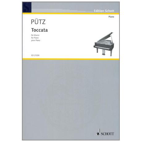 Pütz, E.: Toccata