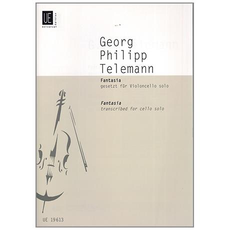 Telemann, G. Ph.: Fantasia