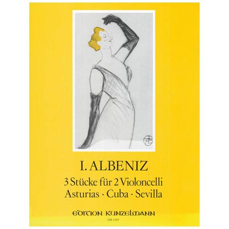 Albéniz, I.: 3 Stücke – Asturias, Cuba, Sevilla