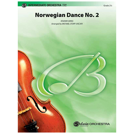 Grieg, E.: Norwegian Dance No. 2