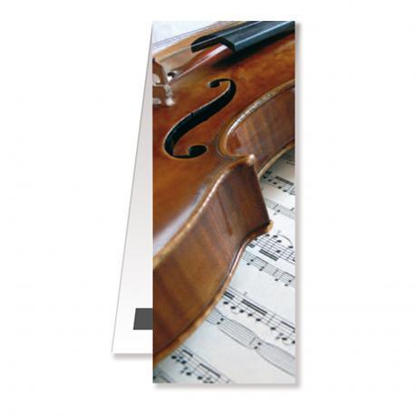 Marque-Page Violon/Notes