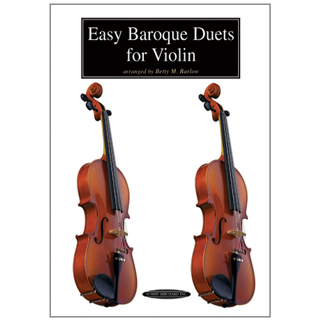 Barlow, B. M.: Easy Baroque Duets