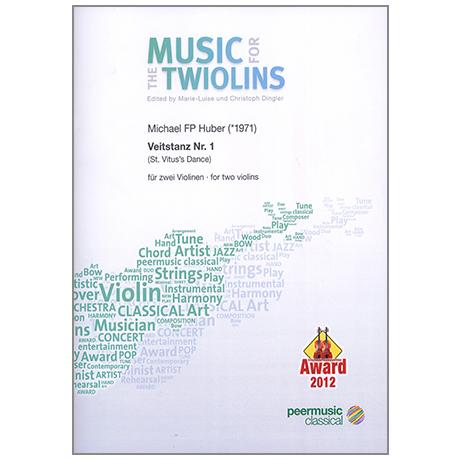 The Twiolins: Huber, M.: Veitstanz Nr. 1