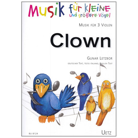 Letzbor, G.: Die Abenteuer des kleinen Clowns
