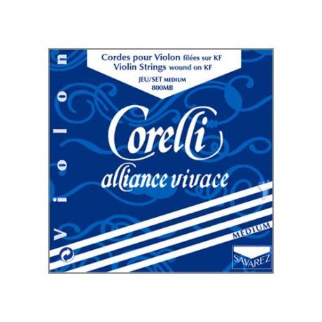 CORELLI Alliance Vivace corde violon Mi