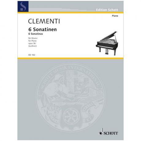 Clementi, M.: 6 Sonatinen Op. 36