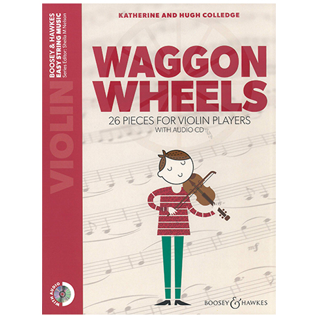 Colledge, K. & H.: Waggon Wheels (+CD)