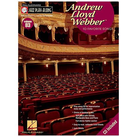 Andrew Lloyd Webber (+CD)