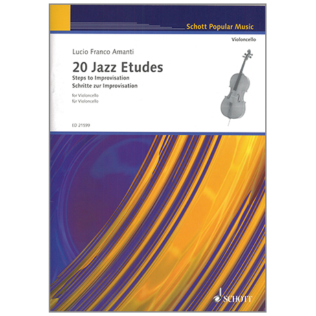 Amanti, L. F.: 20 Jazz Etüden