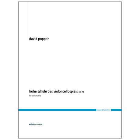 Popper, D.: Hohe Schule des Violoncellospiels Op. 73