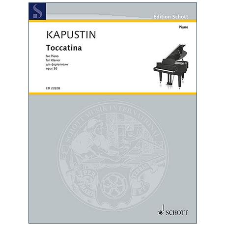 Kapustin, N.: Toccatina Op. 36