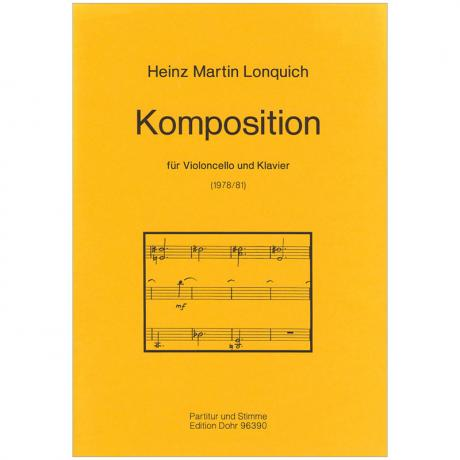 Lonquich, H. M.: Komposition (1978/81)