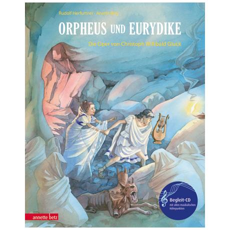 Gluck, W.: Orpheus und Eurydike (+Audio-CD)
