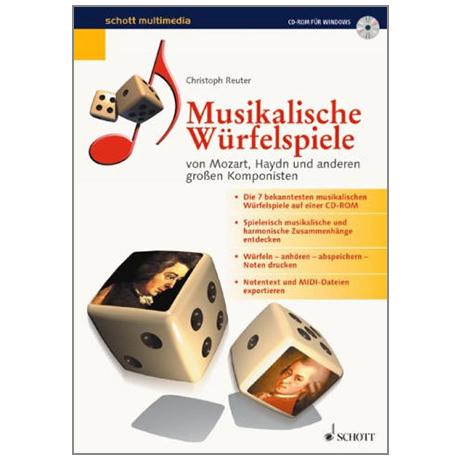 Reuter, C.: Musikalische Würfelspiele CD-Rom