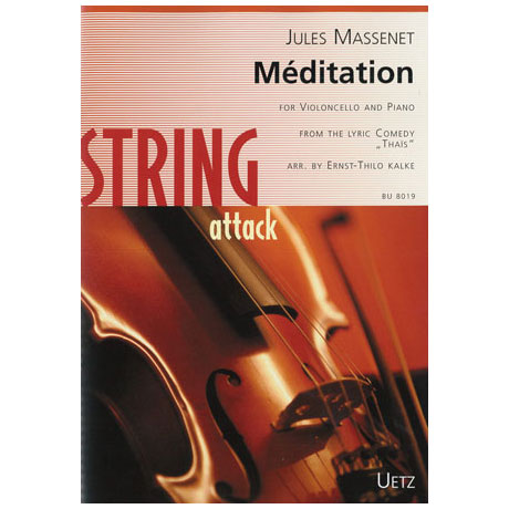 Massenet, J.: Meditation