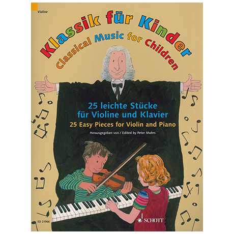 Mohrs, P.: Classical Music for Children