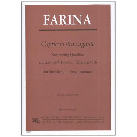 Farina: Capriccio Stravagante