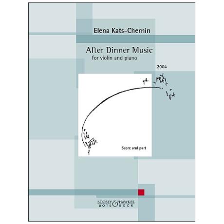 Kats-Chernin, E.: After Dinner Music (2004)