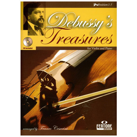Debussy's Treasures (+CD)