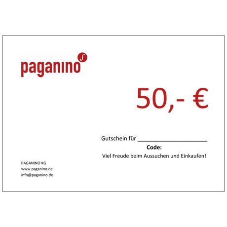 Bon d'achat 50,- EUR