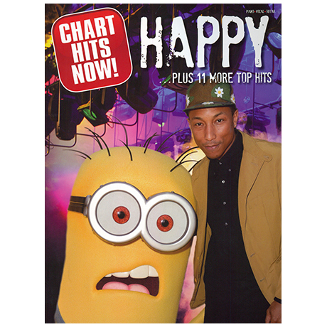 Chart Hits Now! Happy...plus 11 more Top Hits