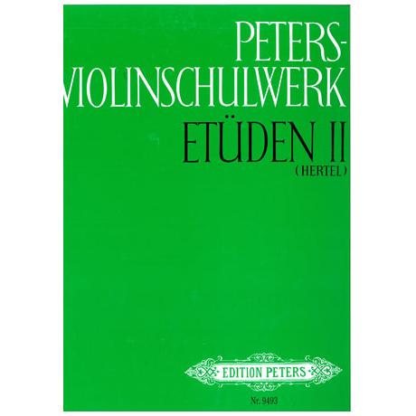Peters Violinschulwerk Band 2