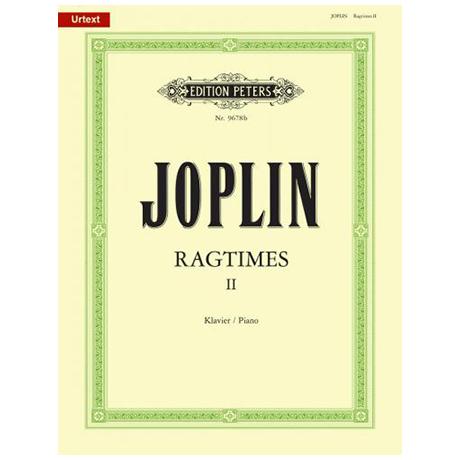 Joplin, S.: Ragtimes Band II (1907-1917)