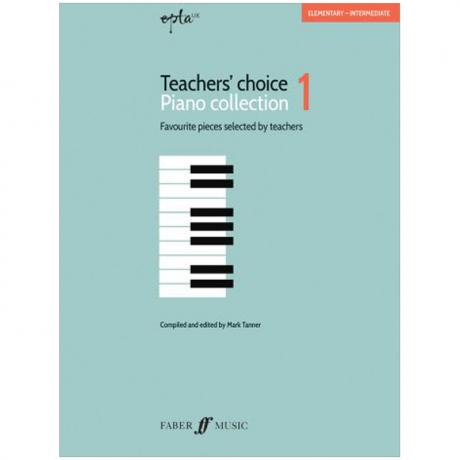 EPTA: Teachers' Choice Piano Collection 1