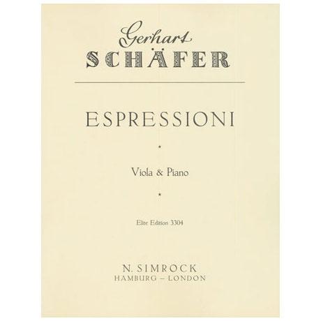 Schäfer, G.: Espressioni