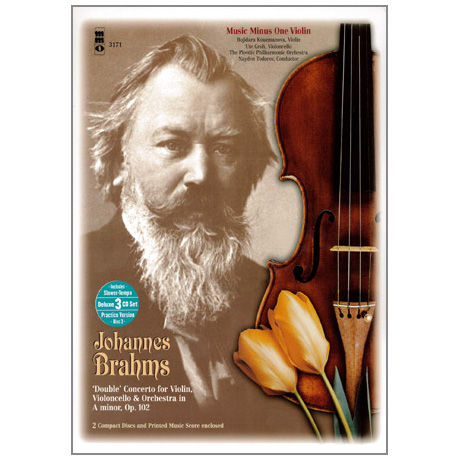Brahms Double Concerto A minor op.102 (+3CDs)