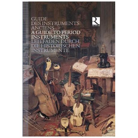 Musikinstrumentenführer Vol. 1 – Vom Mittelalter bis 1800
