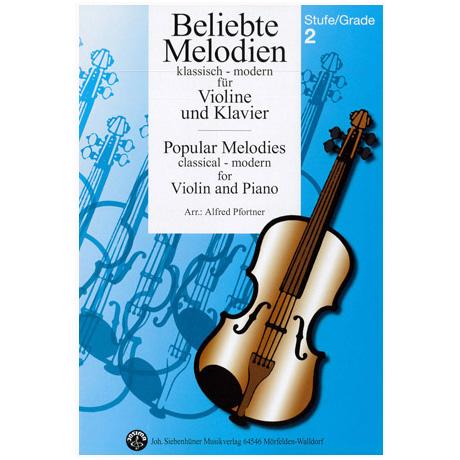 Beliebte Melodien: klassisch bis modern Band 3