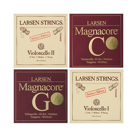 LARSEN Soloist/Arioso cordes violoncelle JEU