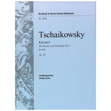 Tschaikowsky, P. I.: Symphonie Nr. 6 h-Moll Op. 74