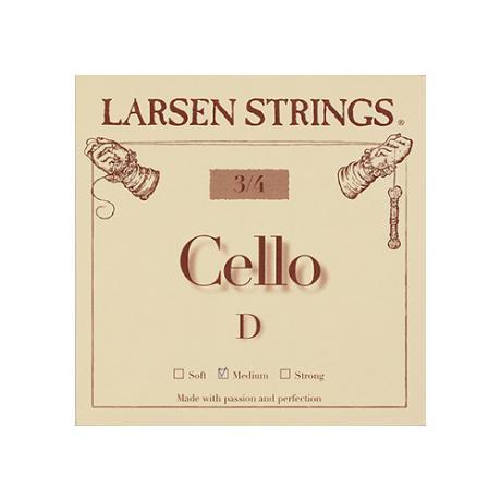 LARSEN corde violoncelle Re