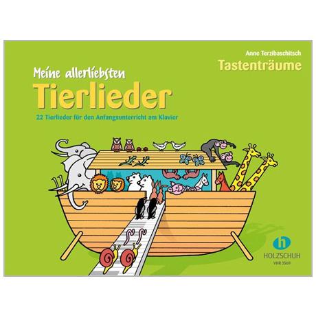 Terzibaschitsch, A.: Meine allerliebsten Tierlieder