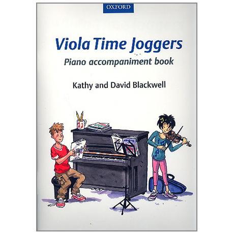Blackwell, K. & D.: Viola Time Joggers – Klavierbegleitung