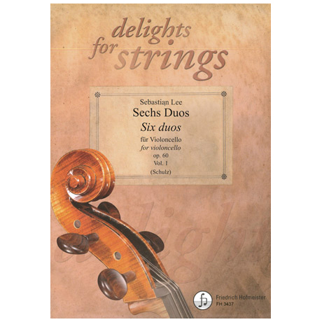 Lee, S.: Sechs Duos Op. 60 Band 1 (Nr. 1-3)