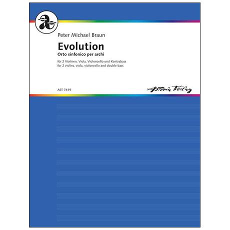 Braun, P. M.: Evolution