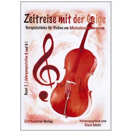 Mohr, K.: Zeitreise mit der Geige Band 2