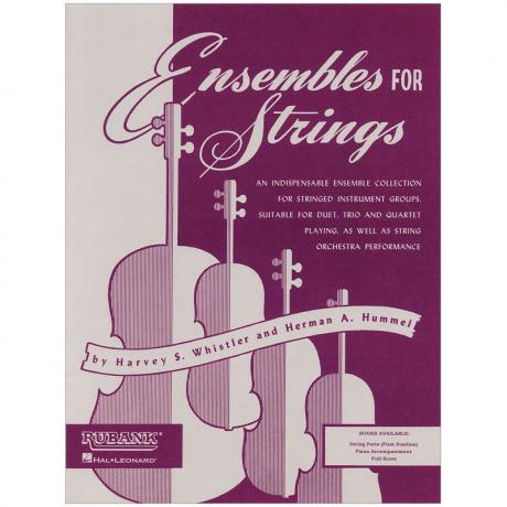 Ensembles For Strings – String Bass